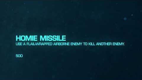 Skillshot 101 Homie Missile