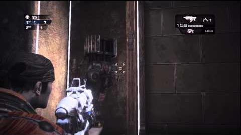 Gears Of War Judgment- Easter Egg Museum Bulletstorm Guns