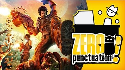 BULLETSTORM (Zero Punctuation)