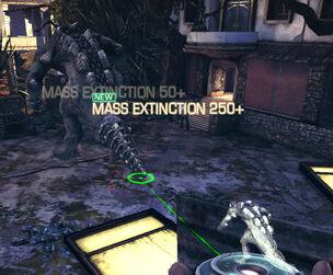 Massextinction
