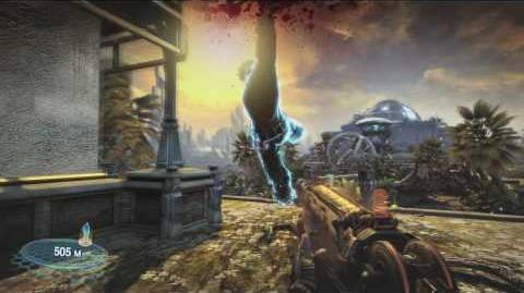 Bulletstorm First Gameplay