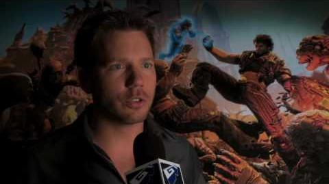 Bulletstorm Cliff Bleszinski Interview HD
