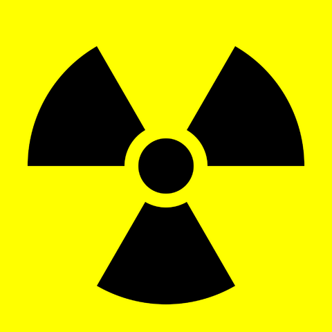 檔案:Radiation warning symbol.png