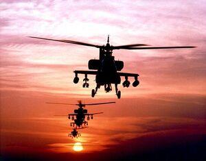 AH-64 Apache FOB Key West