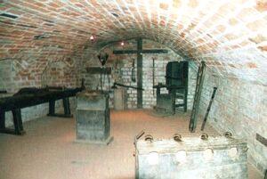 Burg-Penzlin-Folterkeller