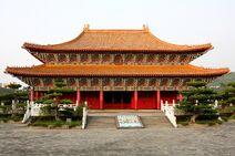 Confucius temple Kaohsiung amk