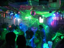 Laser show disco (3)