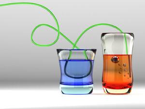 Glass is Liquide