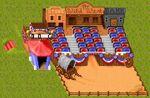 Theme park Cowboy Act