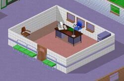 Hospital GPs