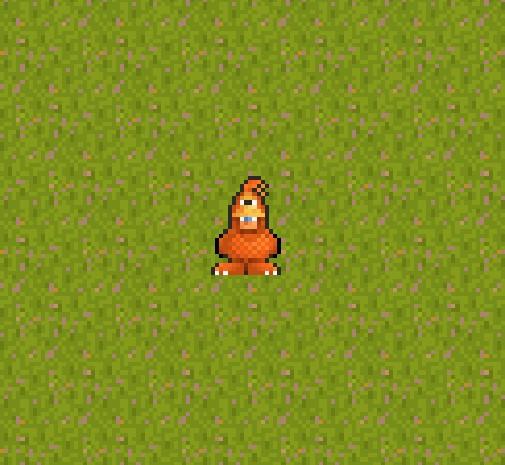 Theme Park Chicken Man