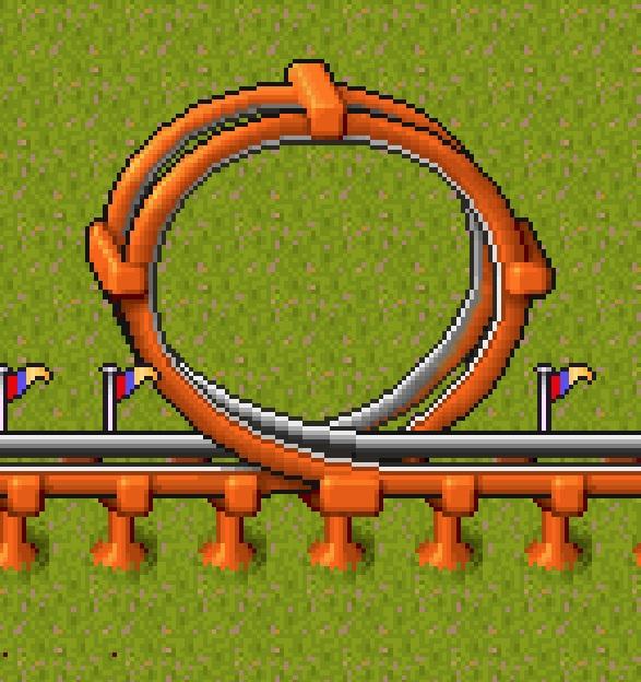 Theme park Loop