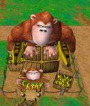 Theme Park World Crazy Ape