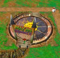 Mayan Spinner