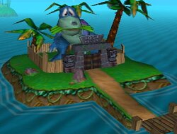 Theme park world Lost Kingdom