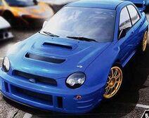 '03 Subaru
