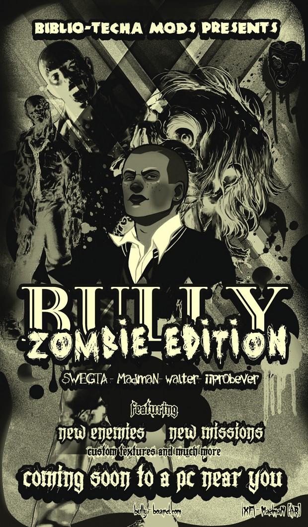 Zombie Edition | Bully mods Wiki | FANDOM powered by Wikia