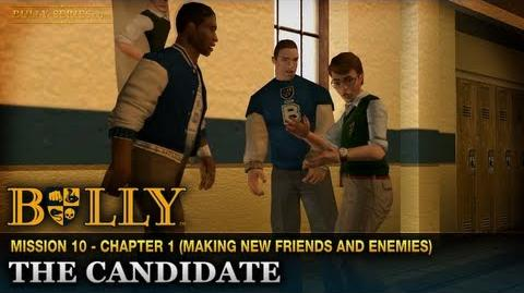 The Candidate - Mission 10 - Bully Scholarship Edition