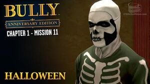 Bully Anniversary Edition - Mission 11 - Halloween