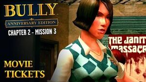 Bully Anniversary Edition - Mission 17 - Movie Tickets