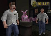 Troy Pete and Davis Halloween