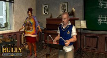 Music class Peters Jimmy
