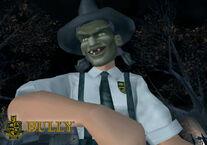 Angie Halloween