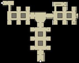 Happy Volts Asylum Map