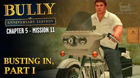 Bully Anniversary Edition - Mission 63 - Busting In, Part I