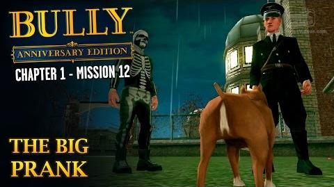 Bully Anniversary Edition - Mission 12 - The Big Prank