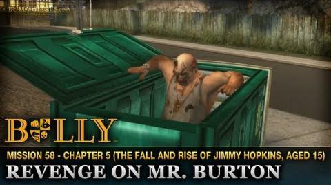 Revenge on Mr. Burton - Mission 58 - Bully Scholarship Edition