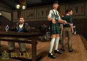 Bully cafeteria