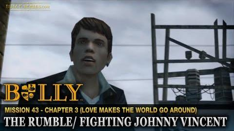 The Rumble Fighting Johnny Vincent - Mission 43 - Bully Scholarship Edition