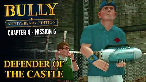 Bully Anniversary Edition - Mission 49 - Defender of the Castle