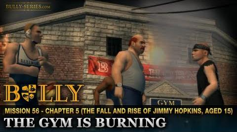 The Gym is Burning