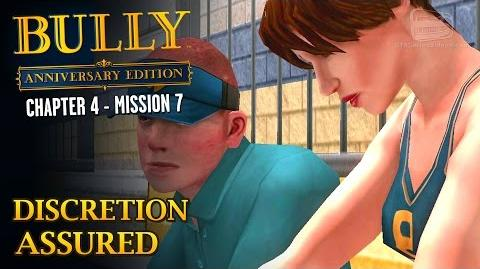 Bully Anniversary Edition - Mission 50 - Discretion Assured