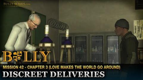 Discreet Deliveries - Mission 42 - Bully Scholarship Edition