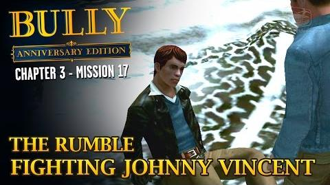 Bully Anniversary Edition - Mission 43 - The Rumble Fighting Johnny Vincent