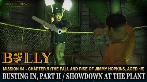 Showdown at the Plant | Bully Wiki | FANDOM powered by Wikia