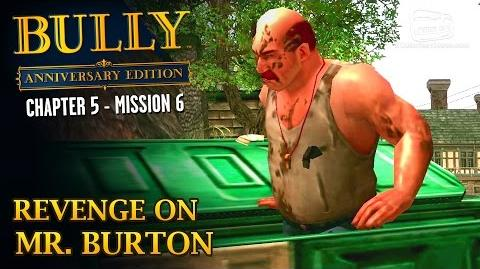 Bully Anniversary Edition - Mission 58 - Revenge on Mr. Burton