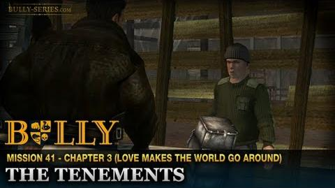 The Tenements - Mission 41 - Bully Scholarship Edition