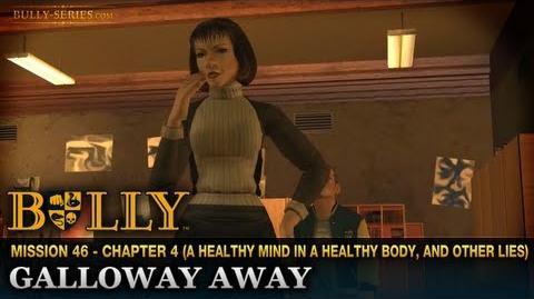 Galloway Away