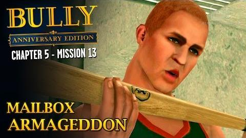 Bully Anniversary Edition - Mission 65 - Mailbox Armageddon