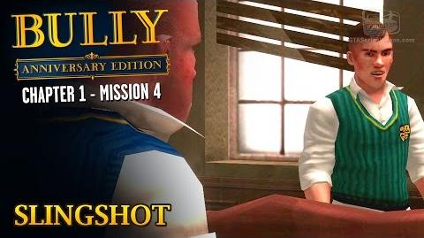 Bully Anniversary Edition - Mission 4 - Slingshot