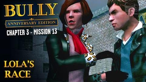 Bully Anniversary Edition - Mission 39 - Lola's Race