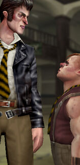 Bully Beta Johnny & Sid