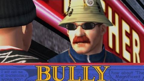 "Bully (PS4 version) - mission ""Panty raid"""