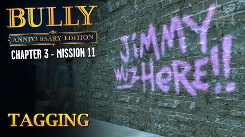 Bully Anniversary Edition - Mission 37 - Tagging