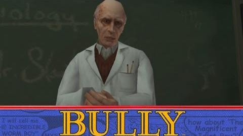 "Bully (PS4 version) - mission ""Weed killer"""