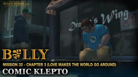 Comic Klepto - Mission 32 - Bully Scholarship Edition